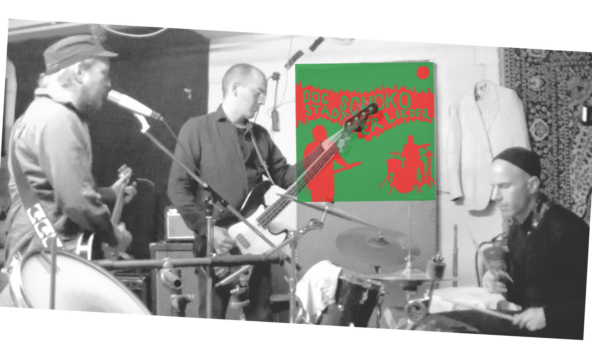 Doc Schoko - Band aus Berlin